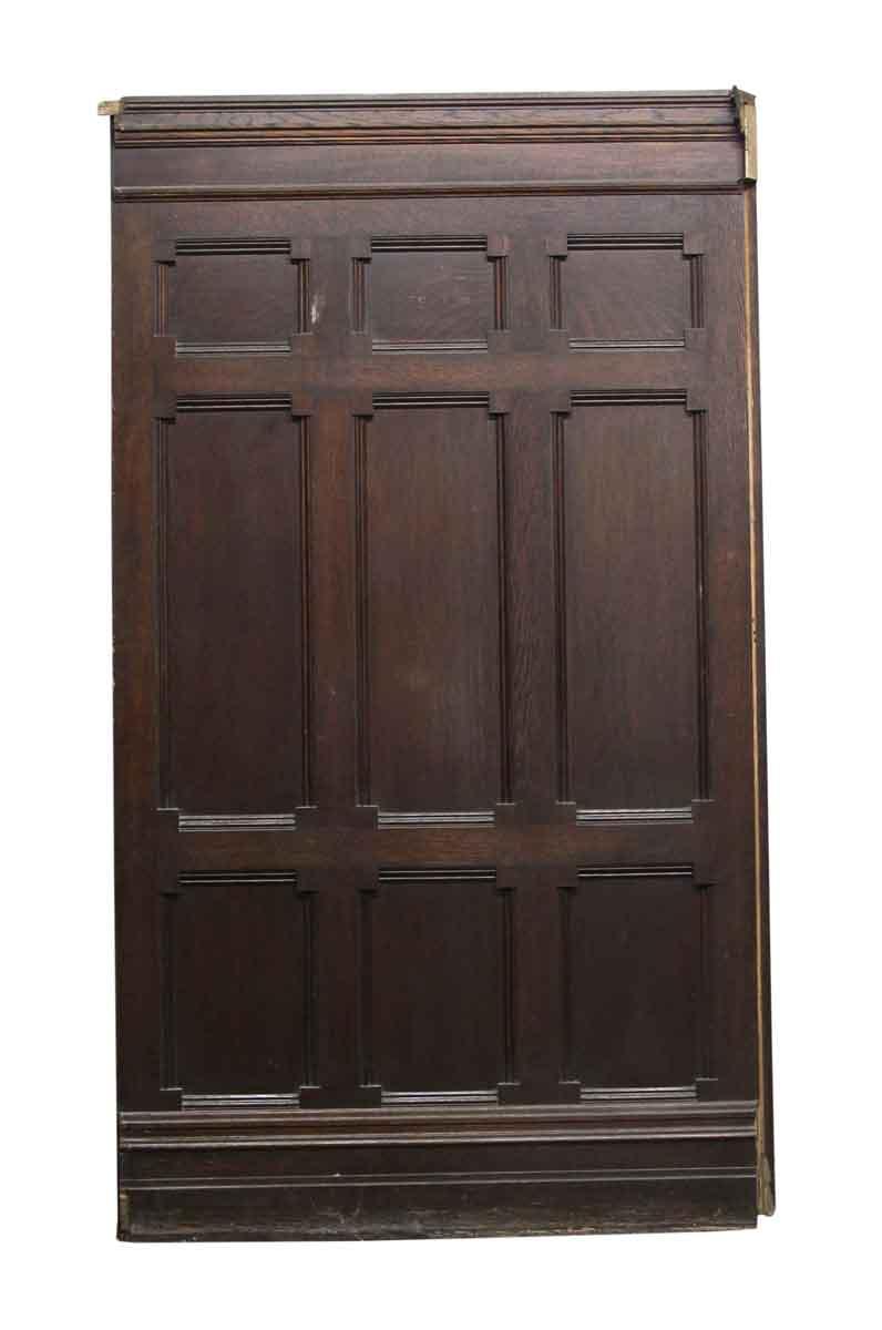 Oak Paneled Room From The Tudor Mansion Rose Hill Olde