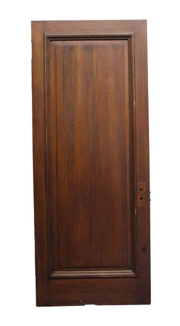 Standard Doors - 89.25 x 36 Large Single Panel Wooden Door