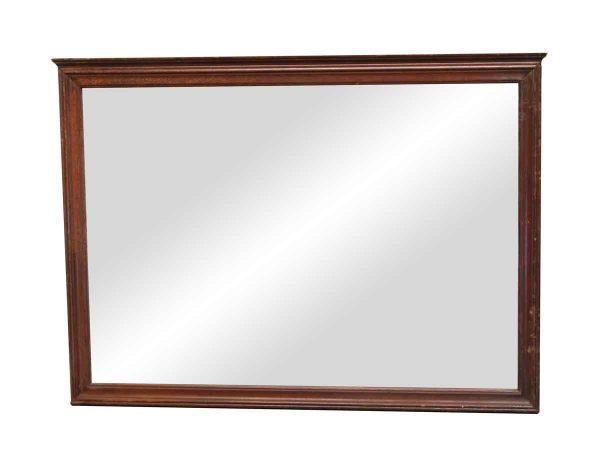 Antique Mirrors - Wooden Framed Dresser Mirror