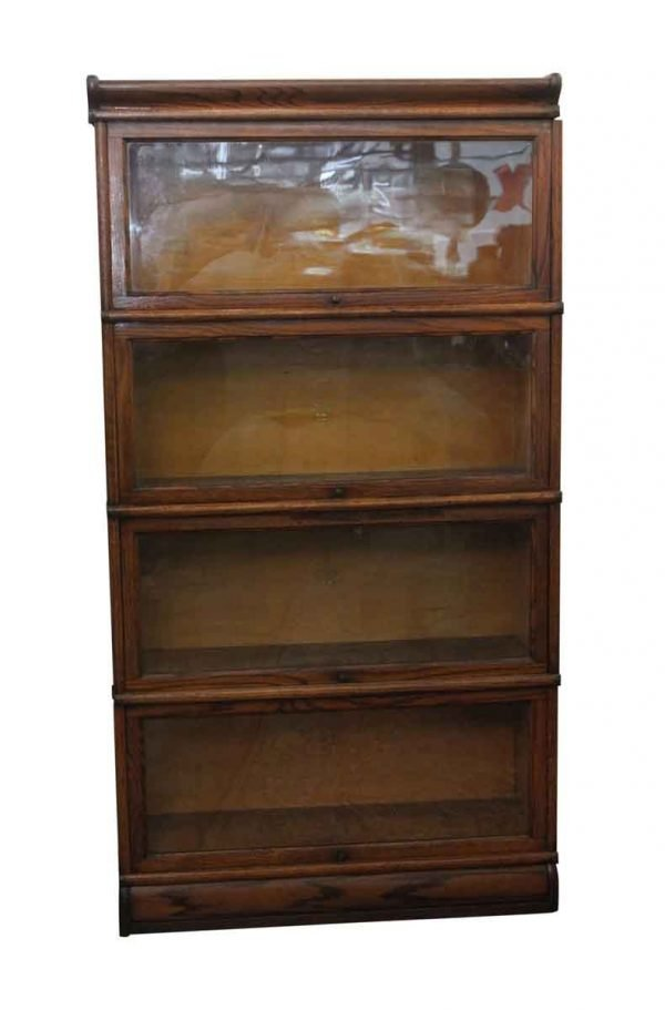 Bookcases - 4 Level Barrister Bookcase