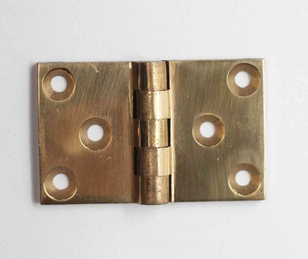 Cabinet & Furniture Hinges - Brass Corbin 1.25 x 2 Butt Cabinet Hinge