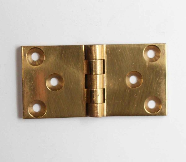 Cabinet & Furniture Hinges - Brass Corbin 1.25 x 2.5 Butt Cabinet Hinge