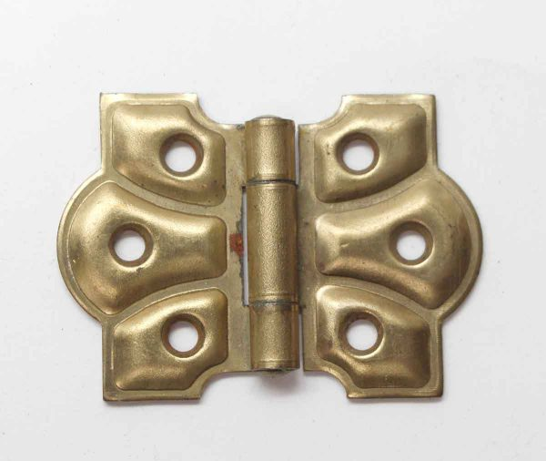 Cabinet & Furniture Hinges - Stanley Brass Butterfly Surface Cabinet Hinge