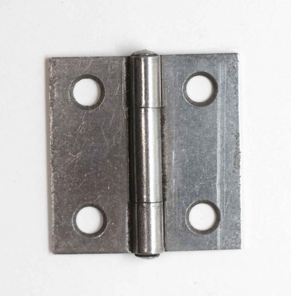 Cabinet & Furniture Hinges - Stanley Steel 1.4375 x 1.375 Butt Cabinet Hinge