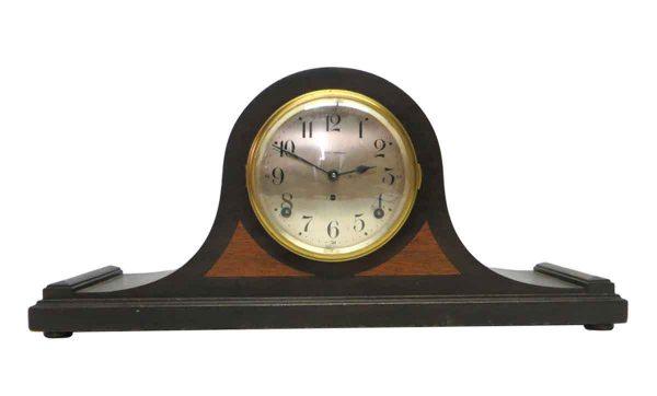Clocks  - Seth Thomas Mahogany Mantel Clock
