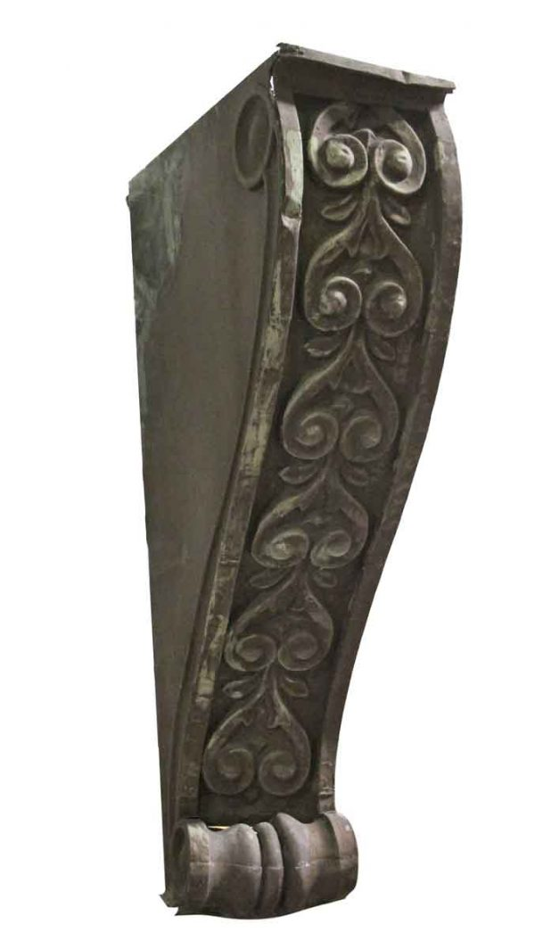 Corbels - Turn of the Century Large Copper Corbel from NYC Building