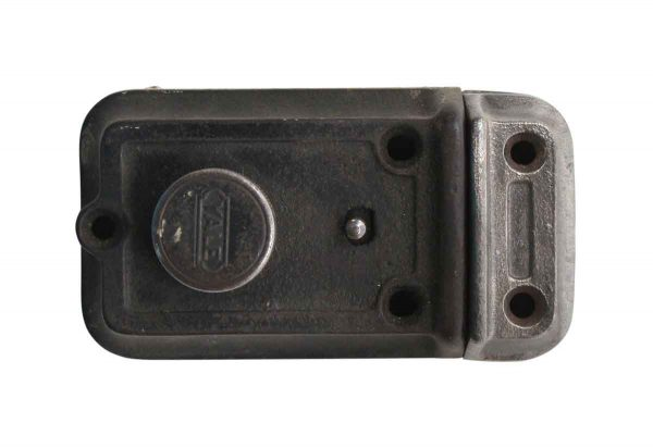 Door Locks - Cast Iron Yale Night Latch Surface Door Lock