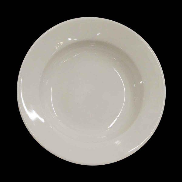 Kitchen - Buffalo China 8 in. White Ceramic Dish