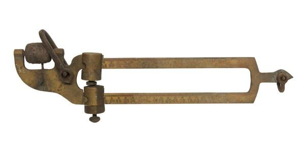 Scales - Bronze Apparatus from a Doctors Scale