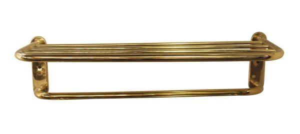 Waldorf Astoria - Waldorf Astoria Brass Towel Rack
