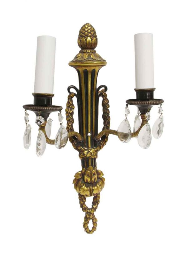 Waldorf Astoria - Waldorf Duke of Windsor Suite French Sconce