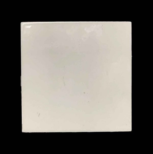 Wall Tiles - 5.875 in. Square Off White Wall Tile