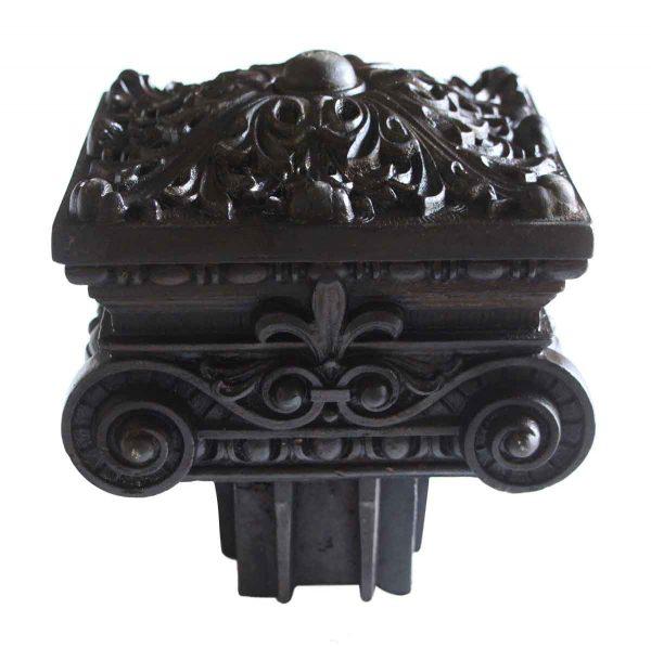 Decorative Metal - Rare Detailed Newel Post Top