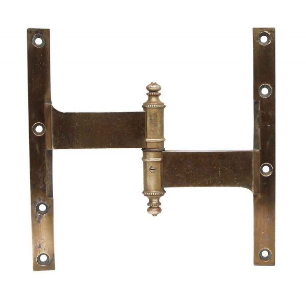 Door Hinges - Brass Paumelle Right H Shaped Door Hinge