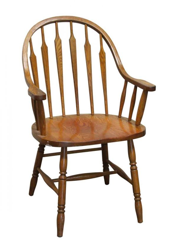 Seating - H.W Hull & Sons Wooden Kitchen Chair