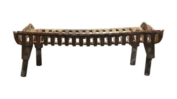 Tool Sets - Antique Cast Iron Fireplace Log Holder