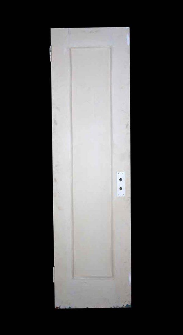 Closet Doors - Antique Single Panel Closet Door 78 x 22