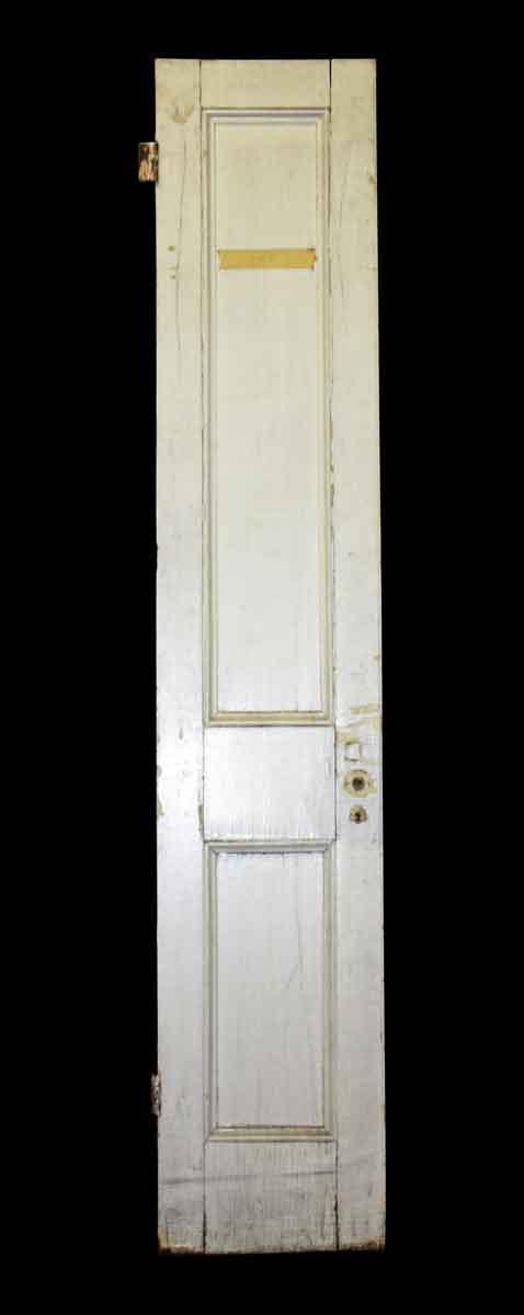 Closet Doors - Two Panel Narrow Closet Door 85.25 x 16.25