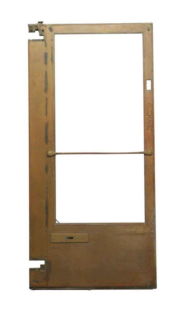 Commercial Doors - Antique Bronze Revolving Commercial Doors 89 x 42.5