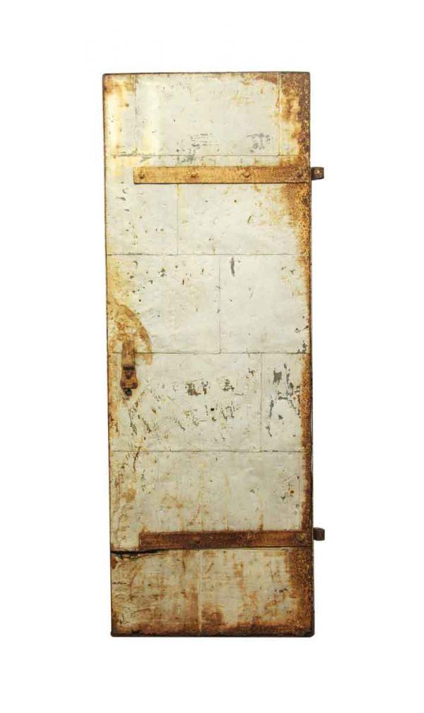 Commercial Doors - Industrial Metal Fire Commercial Door 75.5 x 27.5