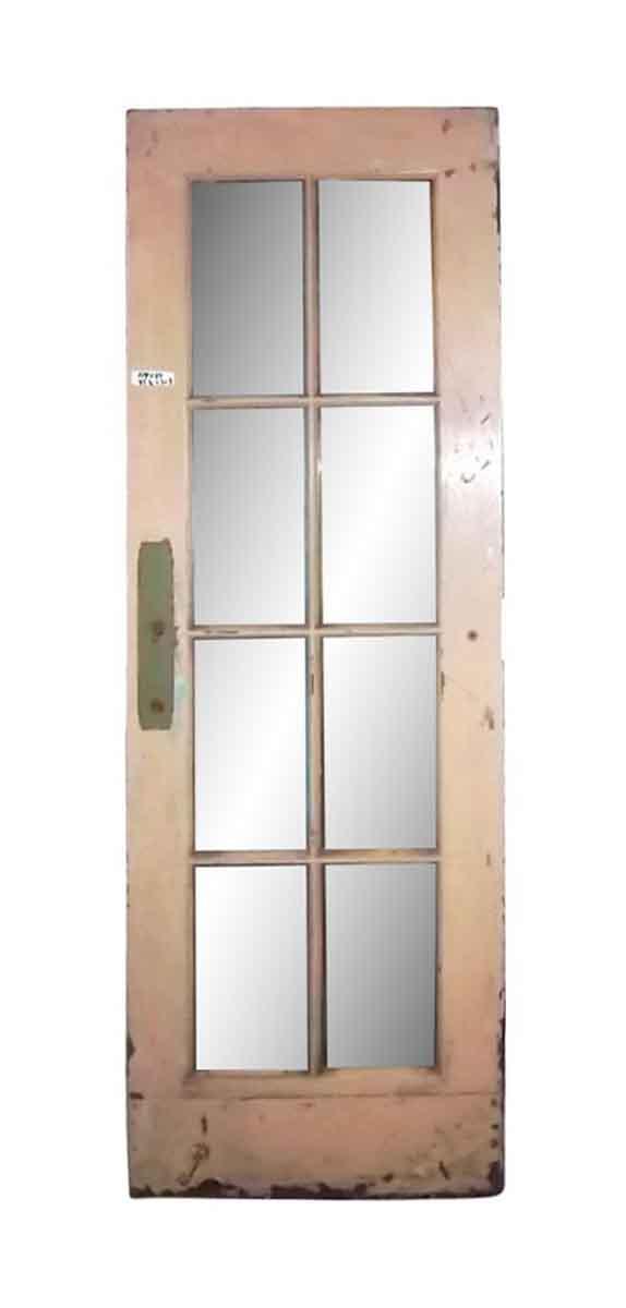 Commercial Doors - Philadelphia Civic Center 8 Lite French Steel Door 83.5 x 30.75