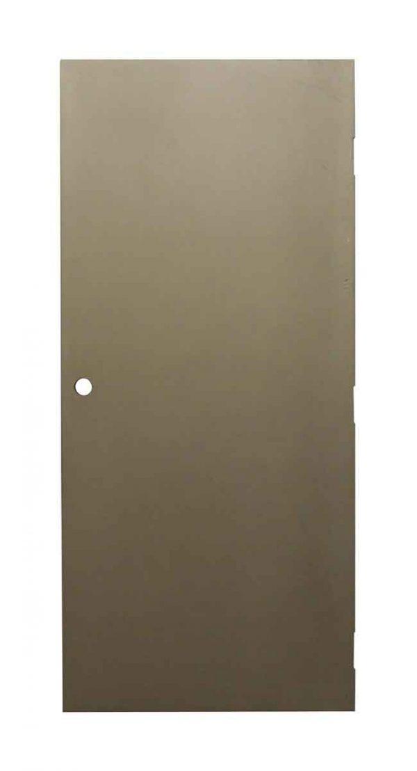 Commercial Doors - Vintage Steel Commercial Door 79.5 x 35.75