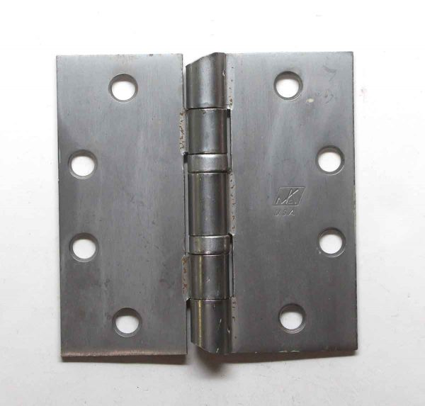 Door Hinges - 4.5 x 4.5 Steel Mckinney Hospital Slant Tip Door Hinge