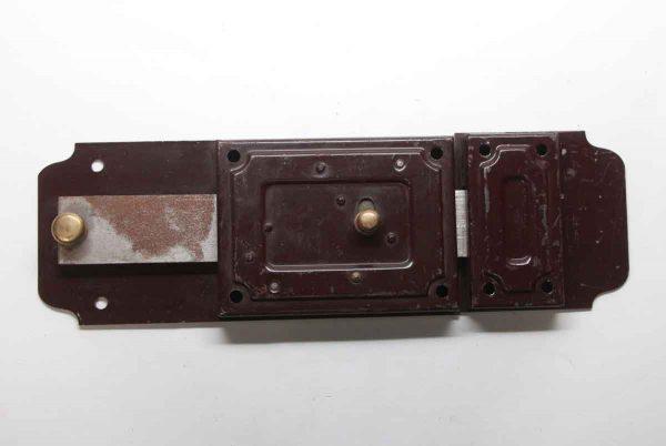 Door Locks - Large Scale Commercial Steel Door Bolt