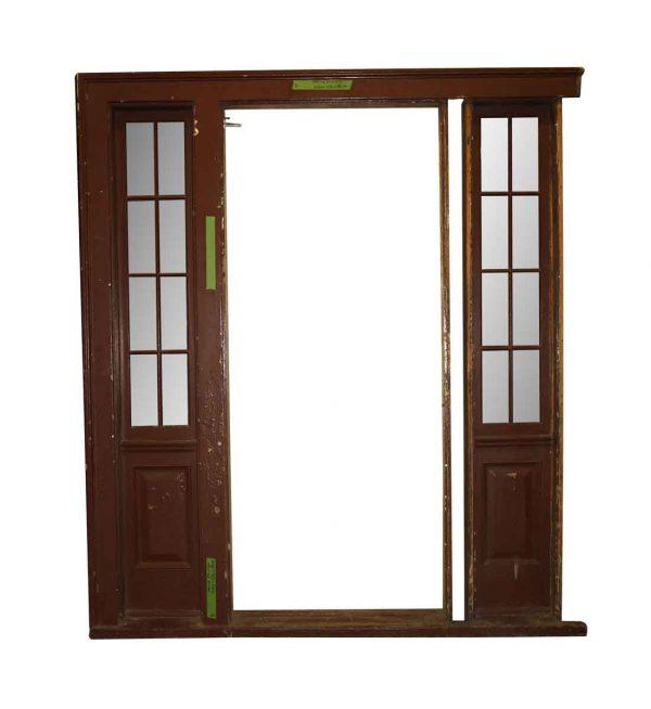 Door Surrounds - Antique Door Entry Surround 91.25 x 81.5