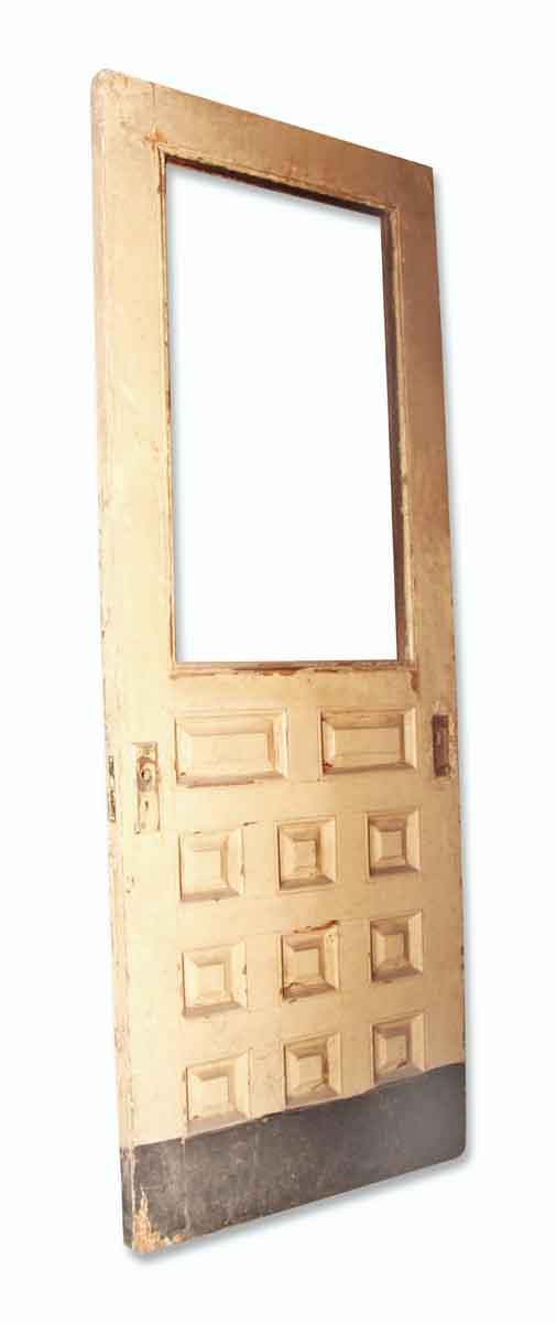 Entry Doors - Single Lite Antique Entry Door 96 x 36
