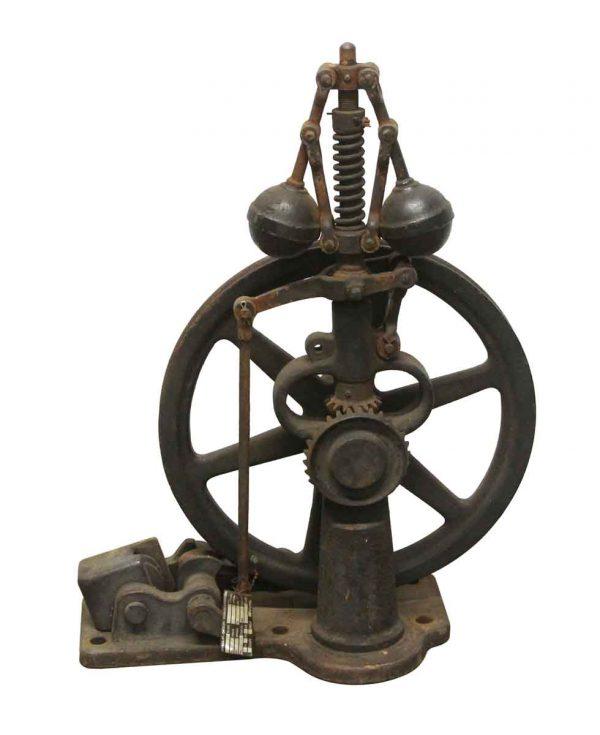 Industrial - Antique Iron Elevator Speed Governor