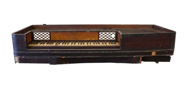 Musical Instruments - Antique Piano Forte Keyboard