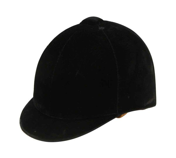 Sporting Goods - Troxel Black Grand Prix Classic Derby Hat