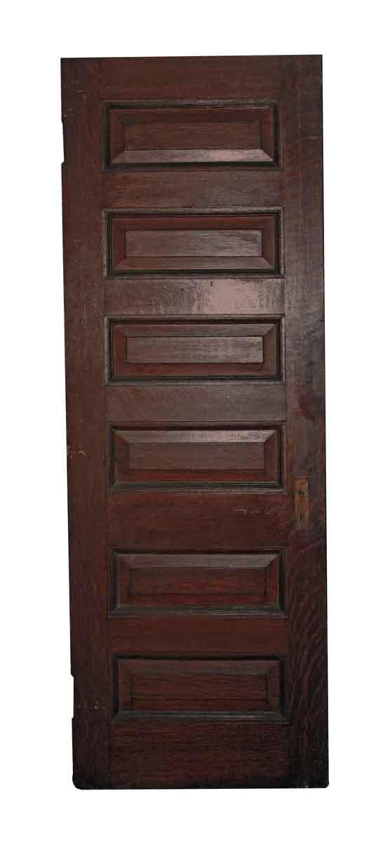 Standard Doors - Antique Raised 6 Panel Interior Door 83 x 29.5