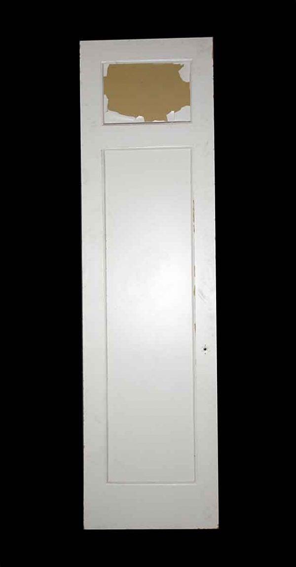 Standard Doors - Tall Skinny 2 Panel Interior Antique Door 101 x 28