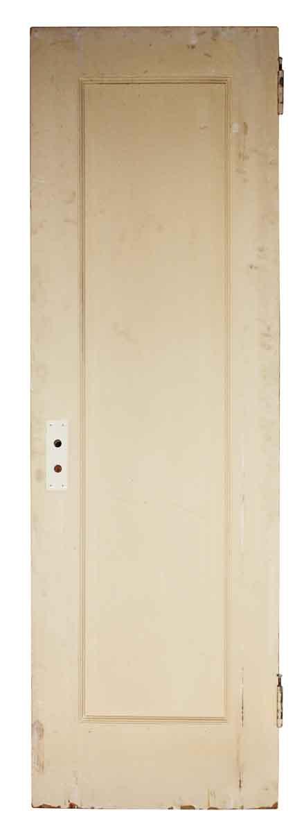Standard Doors - Vintage Single Panel Passage Door 78.75 x 26.25