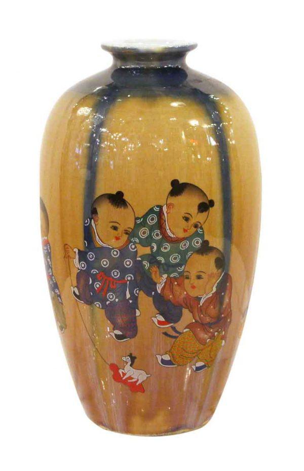 Vases & Urns - Oriental Ceramic Vase
