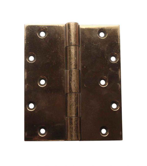 Door Hinges - 6 x 5 Sargent Brass Butt Door Hinge