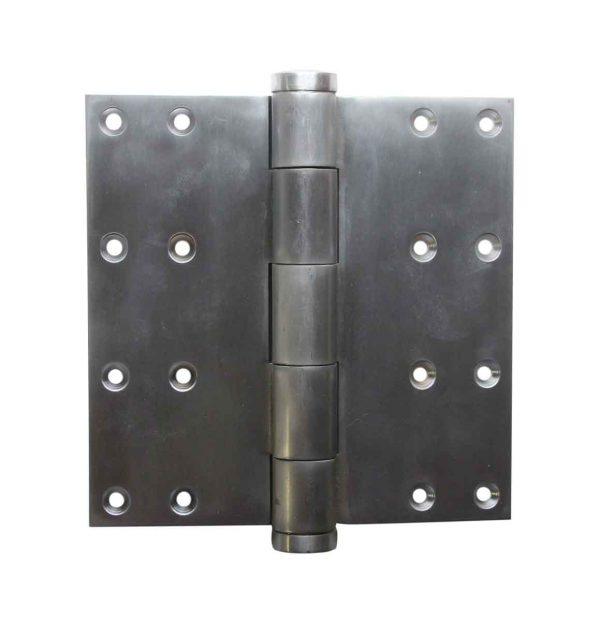Door Hinges - 8 x 8 Lawrence Nickel Plated Butt Door Hinge