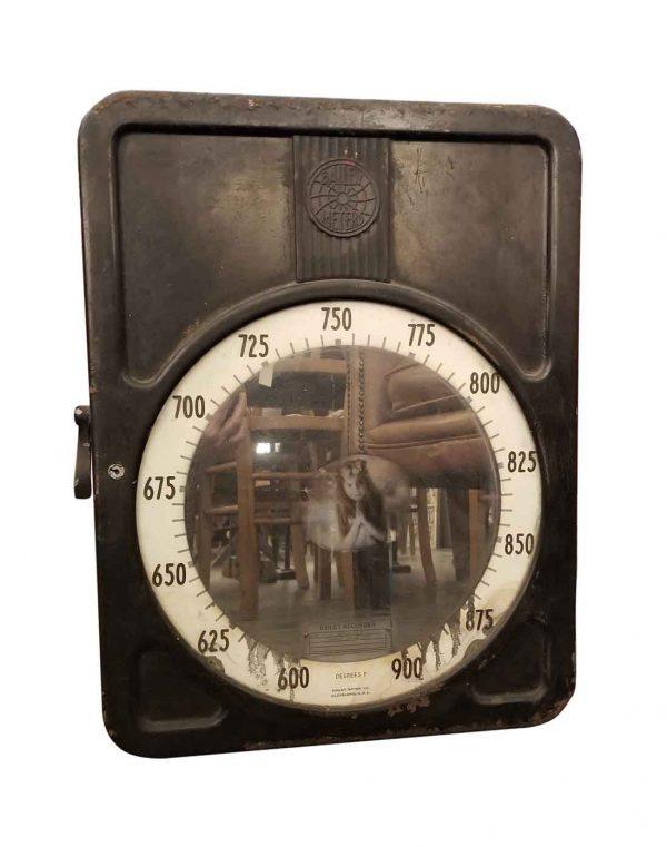 Electronics - Antique Bailey Meter Recorder Pyrotron