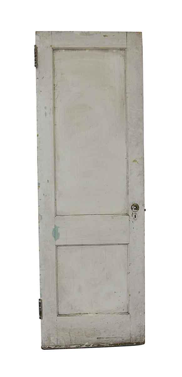 Standard Doors - Antique 2 Panel Wood Passage Door 83.75 x 28