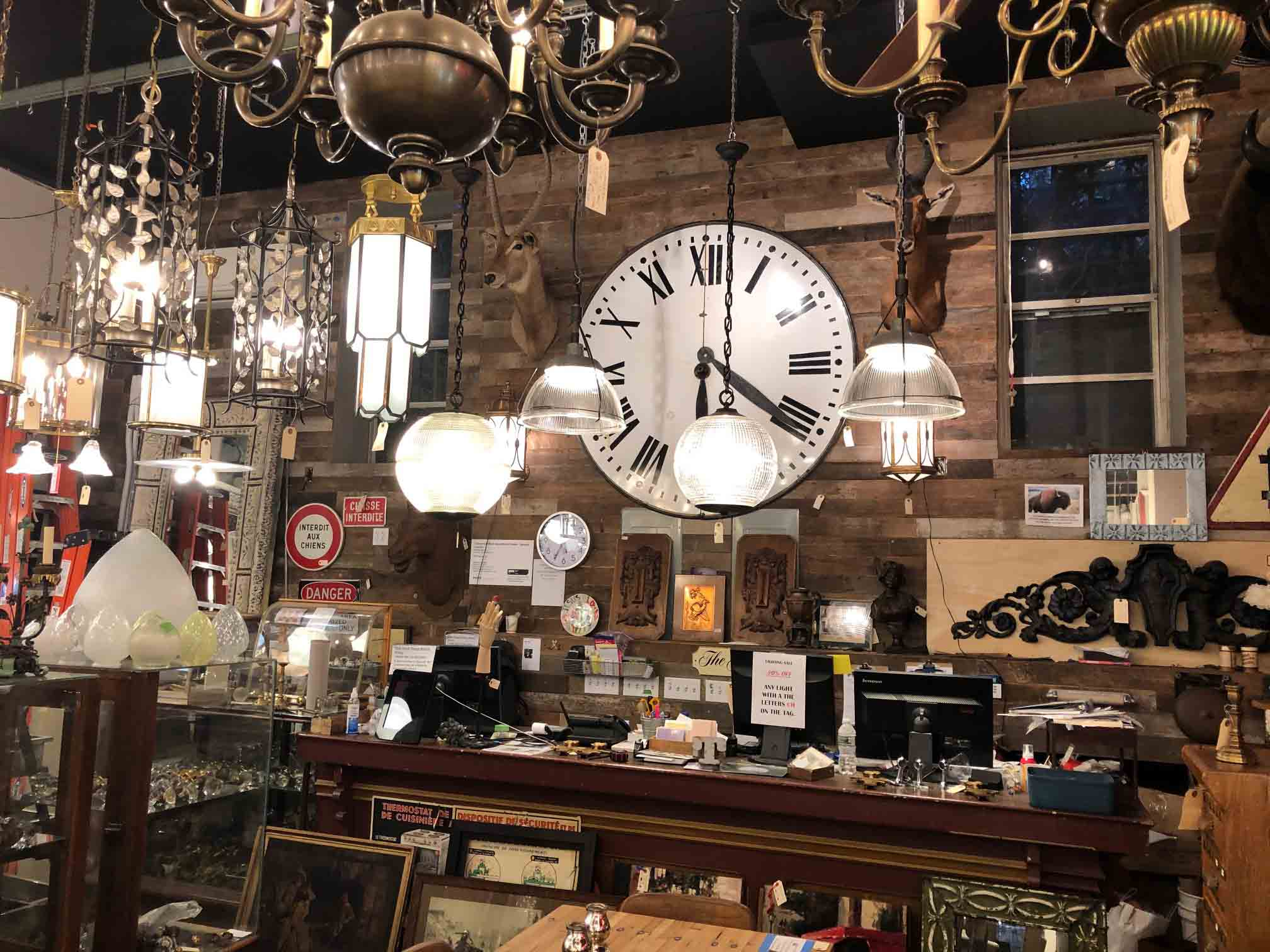 Best Antique Store NYC