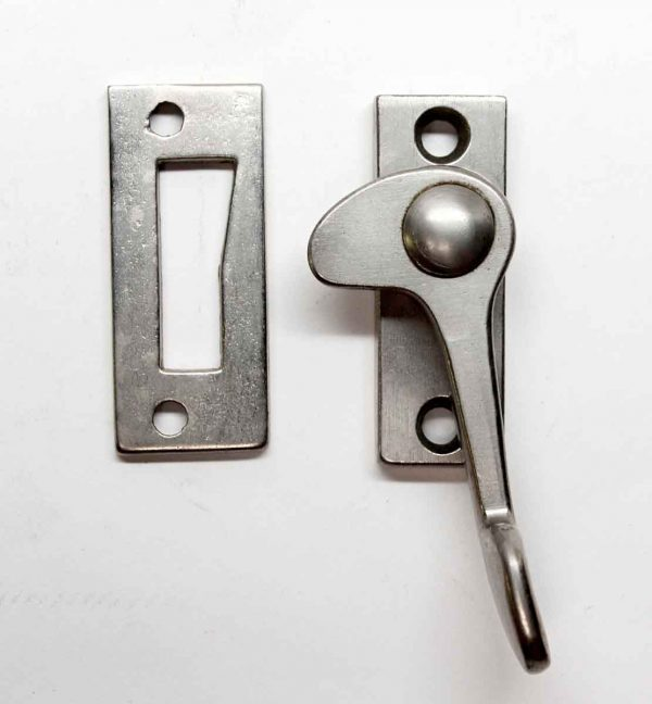 Cabinet & Furniture Latches - Vintage Nickel Plated Latch