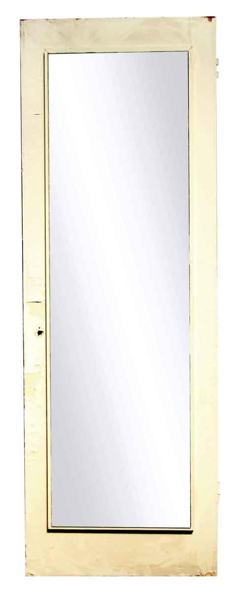 Closet Doors - Antique Closet Mirrored Door 84.5 x 29.5