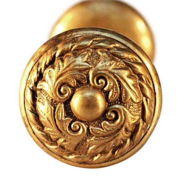 Door Knobs - Antique Lockwood Renaissance Orleans Door Knobs