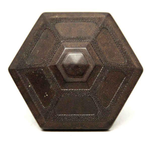 Door Knobs - Odd Shaped Geometric Door Knob