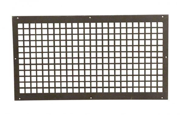 Interior Materials - Reclaimed 27 x 15 Steel Vent Cover