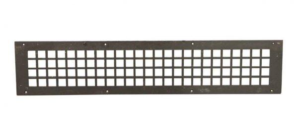 Interior Materials - Reclaimed 28.875 x 6 Steel Vent Cover