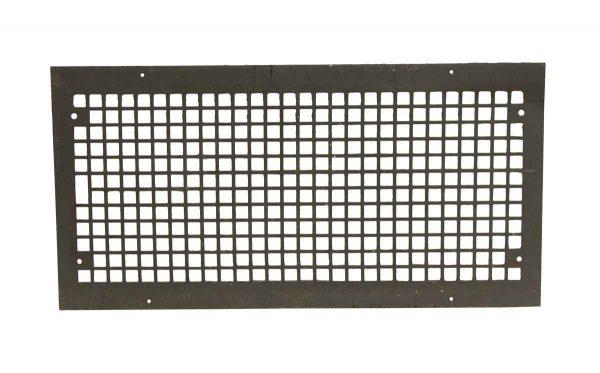Interior Materials - Reclaimed 32 x 16 Steel Vent Cover