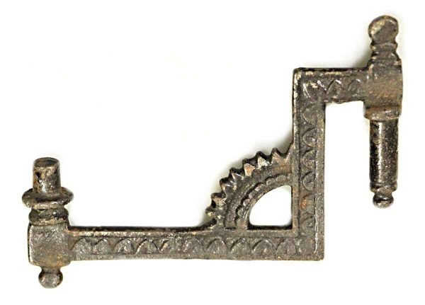 Other Hardware - Ornate Cast Iron Oil Lamp Arm